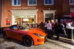 Jaguar F-Type Vorstellung am 01. Juni 2013